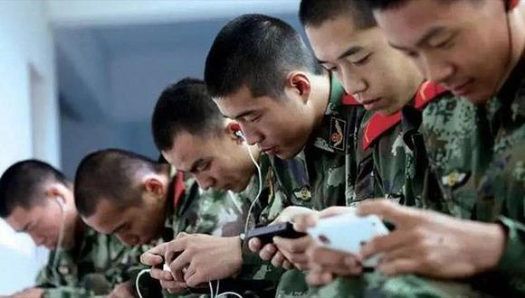 Ejército está preocupado porque soldados son adictos a los videojuegos