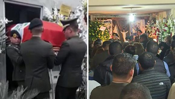 Cuerpos de militares muertos en el Vraem son confundidos durante traslado | VIDEOS