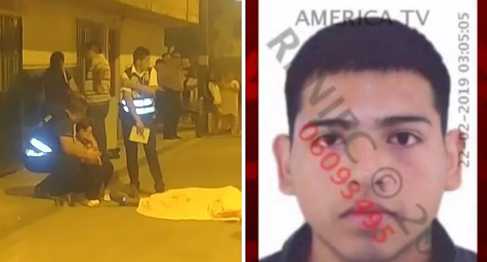 Dos jóvenes menores a 20 años fallecieron por presunto ajuste de cuentas en el Callao (VIDEO)