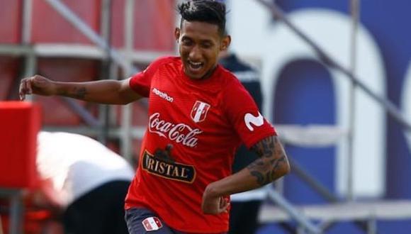 Christofer Gonzáles sería titular ante Brasil por las Eliminatorias Sudamericanas. (Foto: Francisco Neyra)