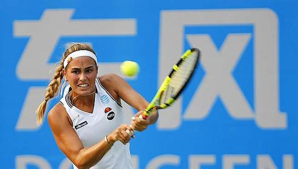 WTA: Angelique Kerber sigue reinando por tercera semana seguida
