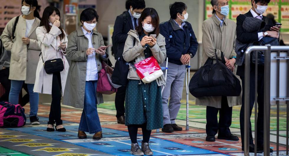En Japón se han registrado unos 4.000 casos confirmados de coronavirus. (Behrouz Mehri / AFP)