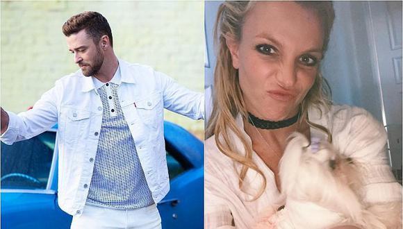 Justin Timberlake dijo esto de Britney Spears
