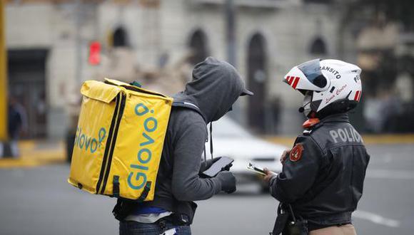 El uso de vehículos particulares estará prohibido durante todo el día. (Foto: Andina)