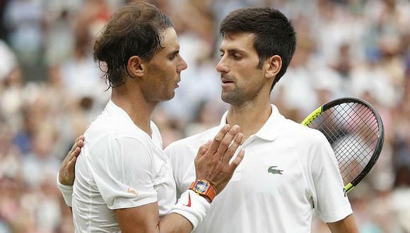 Djokovic vence a Nadal y vuelve a una final de Wimbledon