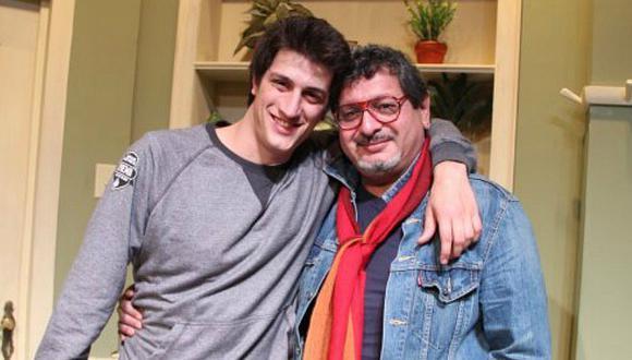 Stefano Tosso agradece así a personas que oran por la salud de su padre