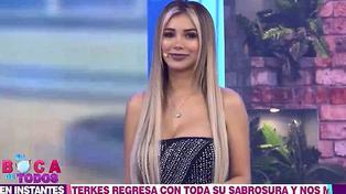 Paula Manzanal quiere llevarse a Sheyla Rojas al extranjero