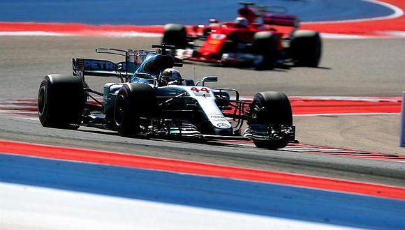 Fórmula 1: Hamilton gana Gran Premio de EEUU y acaricia título (VIDEO)
