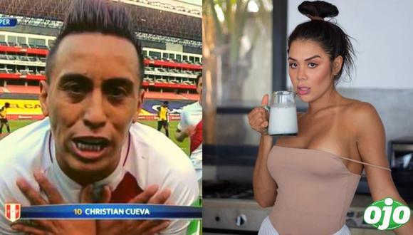 'La Chama' desprecia, una vez más, a Christian Cueva
