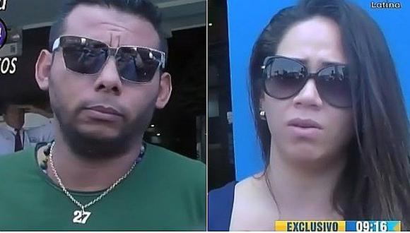 """Melissa Klug pide a Abel Lobatón que """"cumpla con su hija"""""""