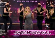 Reinas del show 2: Gisela Valcárcel protagoniza inoportuno momento al inicio de la segunda gala