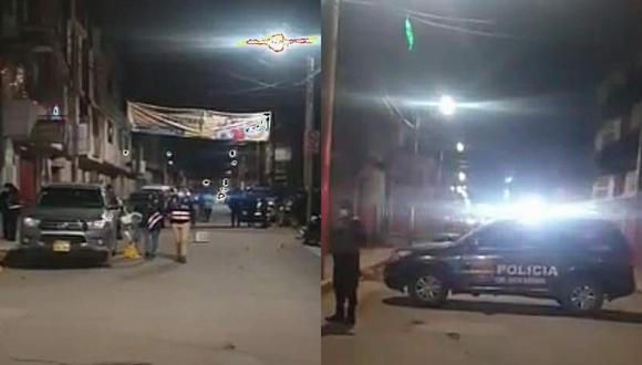 Puno: PNP frustra asalto en municipalidad y abaten a un presunto delincuente (Foto: difusión)