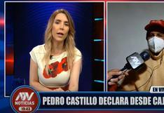 "Pedro Castillo sobre segunda vuelta: ""Voy a convocar a los candidatos para conversar, más allá si son de izquierda o derecha"""