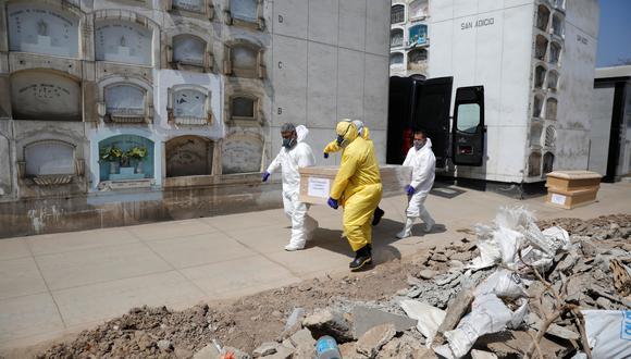 La cantidad de fallecidos aumentó este jueves. (Foto: Reuters)