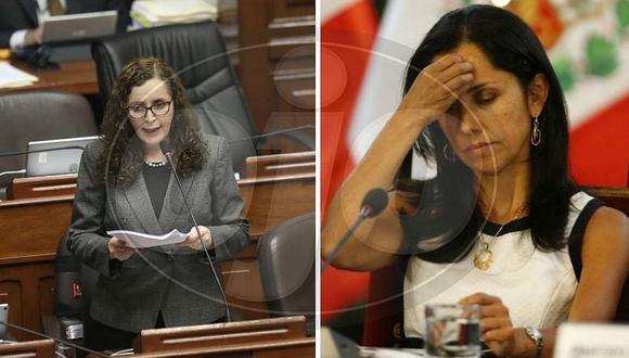 Nadine Heredia acusada de recibir coimas y lavado de activos por comisión Lava Jato
