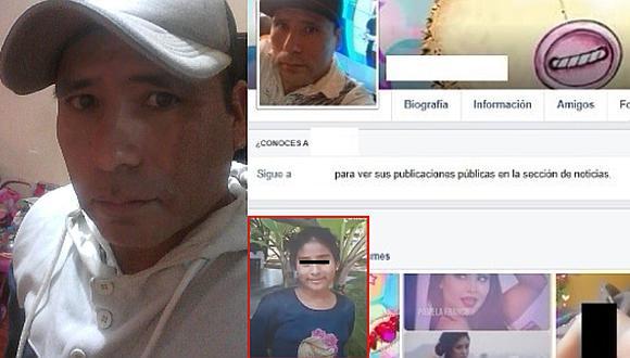 Facebook del presunto asesino de niña de 11 años revela fuertes fotografías