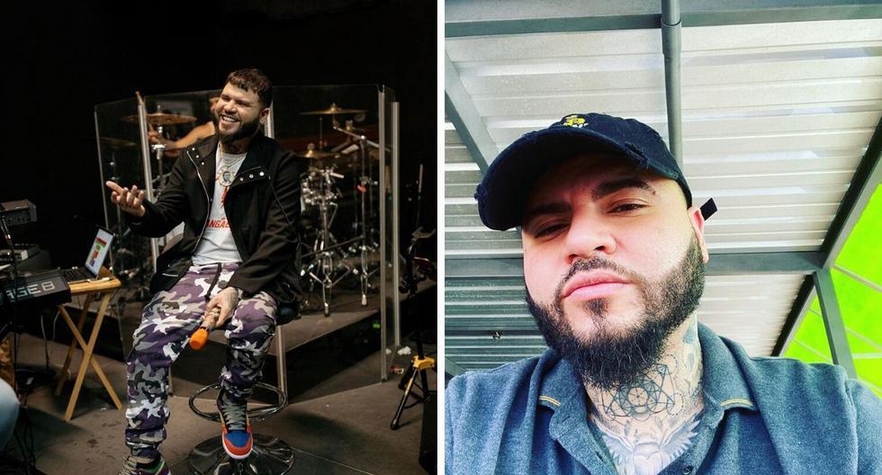 El cantante Farruko recibió la noticia del accidente de su hermano cuando estaba fuera de Puerto Rico. (Instagram / @farrukooficial)