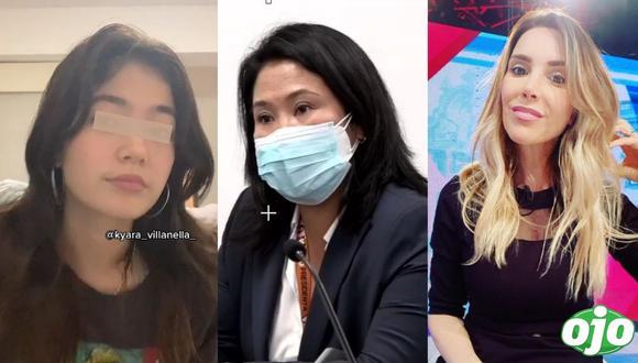 Juliana Oxenford sobre ataques a Kyara Villanella Fujimori