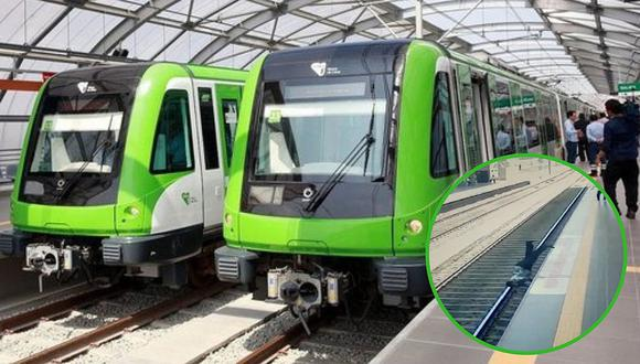 Brindan recomendaciones de seguridad para evitar accidentes en el Metro de Lima
