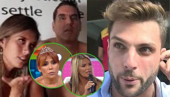 Nicola Porcella y Faruk Guillén demandarán a Magaly Medina, Claudia Meza, Jessica Newton y a ATV