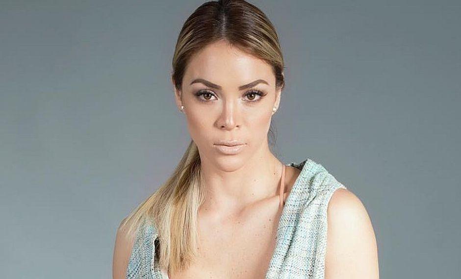 Sheyla Rojas usa el look más significativo para la Teletón 2018