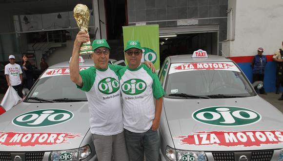 Jubilado y taxista reciben autos de Ojo e Iza Motors [VIDEO]