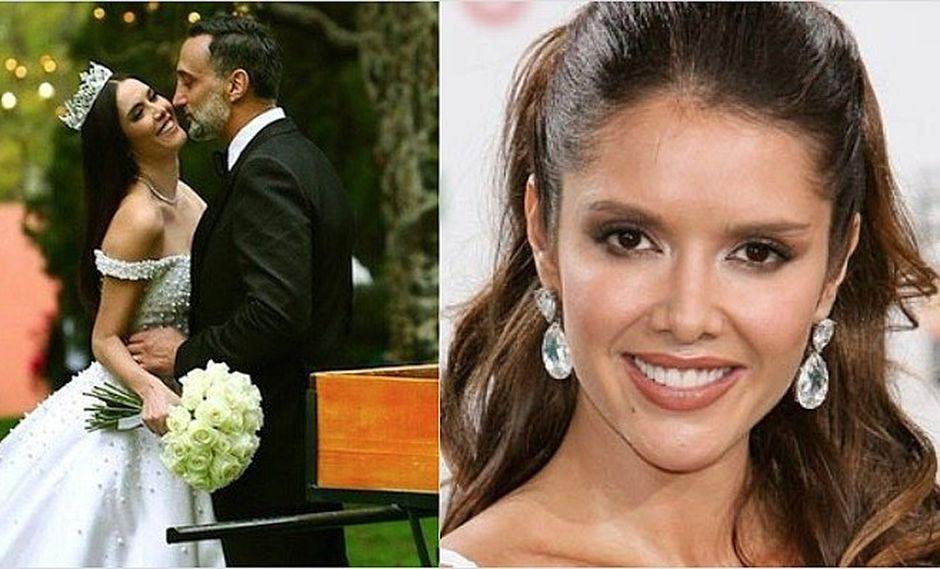 Marlene Favela anuncia que está embarazada a sus 41 años (FOTOS)