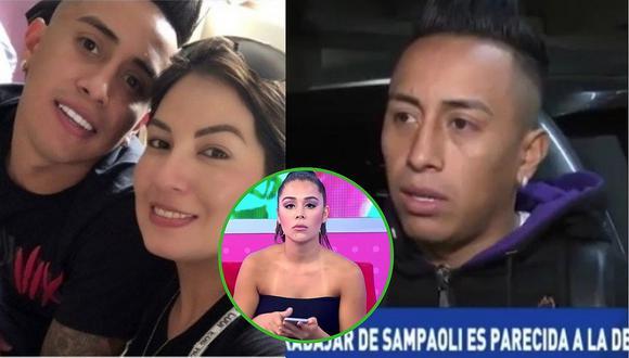 Christian Cueva pide disculpas públicas a su esposa e hijos tras declaraciones de 'La Chama' (VÍDEO)