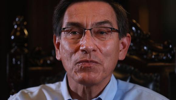Difunden fuerte audio de Martín Vizcarra con asesora