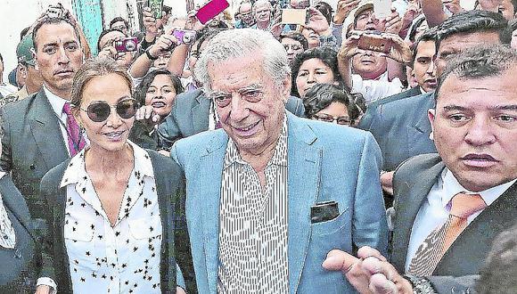 Vargas Llosa sufre por piura