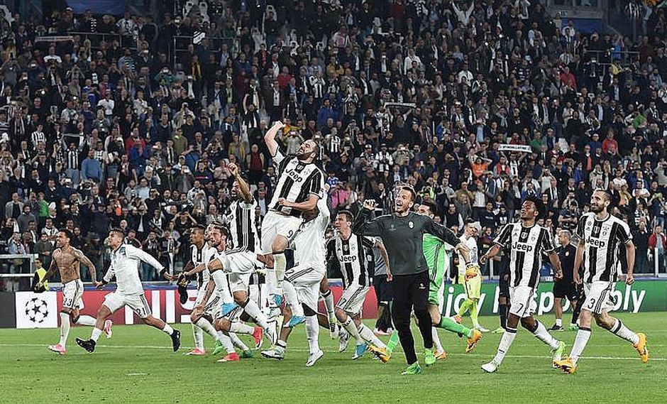 Liga de Campeones: Juventus clasifica para final al vencer 2-1 al Mónaco