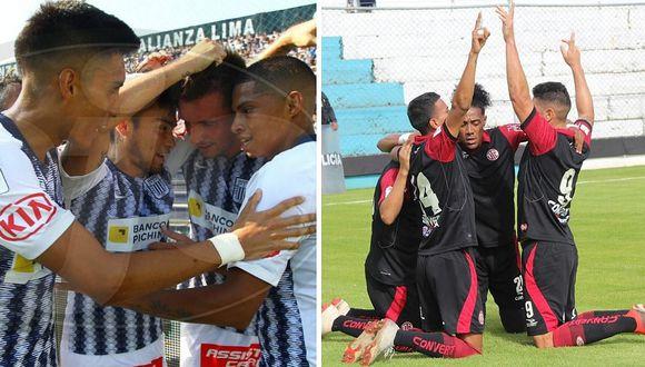 UTC de Cajamarca empata 2 a 2 a Alianza Lima por la Liga 1 -EN VIVO