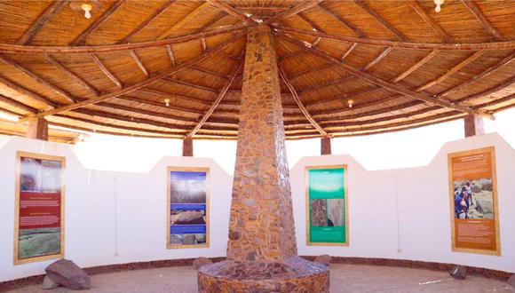 Tacna: Complejo Arqueológico Miculla abrió sus puertas a los visitantes luego de varios meses (Foto: Gore Tacna)