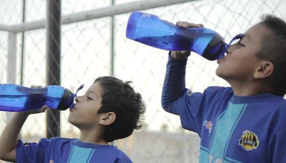 ¡Atentos! A mayor hidratación,mejor rendimiento escolar