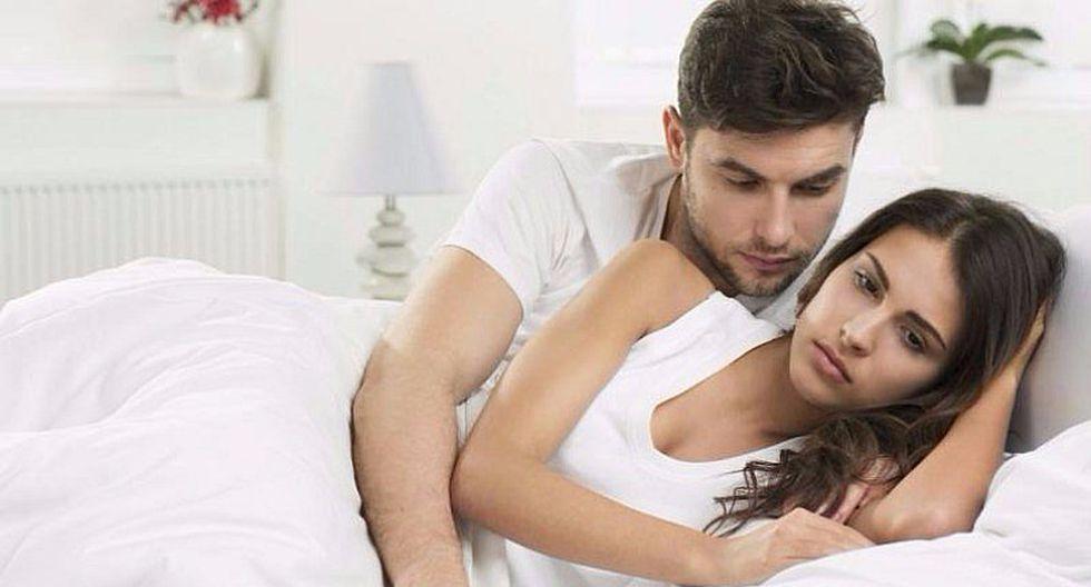 ¿Las mujeres pierden en interés por la intimidad cuando tienen pareja?