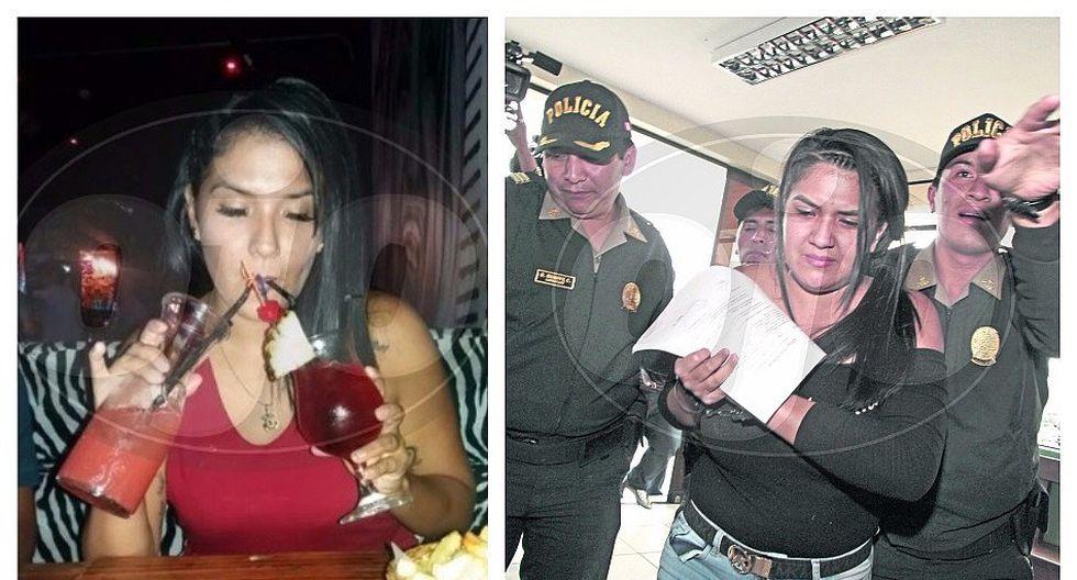 Vía Expresa: fotos en Facebook revelarían la vida de excesos autora de accidente