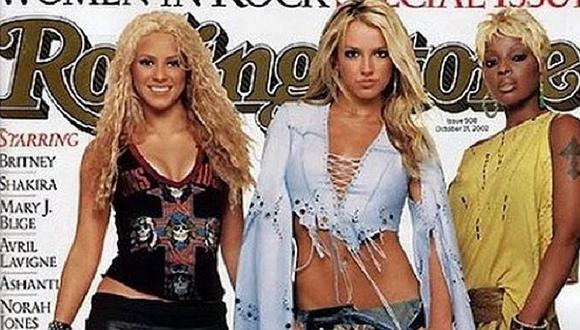 Britney Spears ignora públicamente a Shakira tras hacer esto (FOTO)