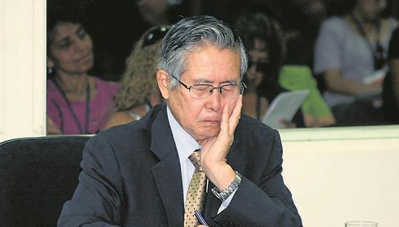 Alberto Fujimori: Jueza declara infundado hábeas corpus del expresidente