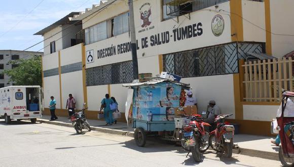 Tumbes: La Defensoría instó a la Diresa adoptar las medidas correctivas para salvaguardar los derechos laborales de los servidores de salud. (Foto: Difusión)