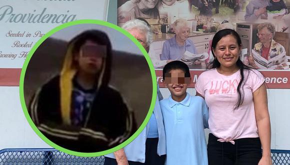 Un niño que fue grabado en un video viral pidiendo ayuda a un agente fronterizo finalmente se habría reencontrado con su madre, informan. | Crédito: La Posada Providencia / Facebook / @pedroultreras / Twitter