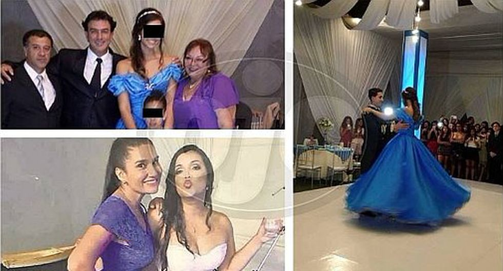 Mariella Zanetti y Farid Ode celebraron hermosa fiesta a su hija por sus 15 años (FOTOS)
