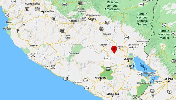 En casos de sismo, las autoridades del Indeci recomiendan actuar con calma y tener identificadas las zonas seguras dentro y fuera del hogar, a fin de evitar daños personales que lamentar. (Foto: Google Maps)