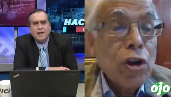 Mario Bryce tras fuerte discusión con Aníbal Torres