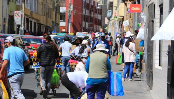 Contagios COVID-19 caen 12% a nivel nacional pero aumentan en 16 distritos limeños (Foto: Eduardo Barreda)