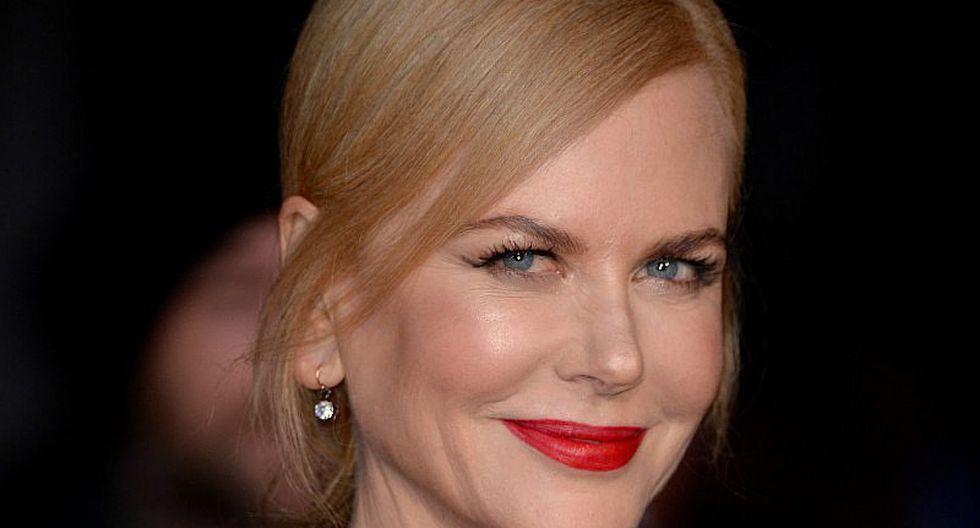 ¡Sexy e imponente! Así luce Nicole Kidman durante el Festival de Cine de Londres [FOTOS]