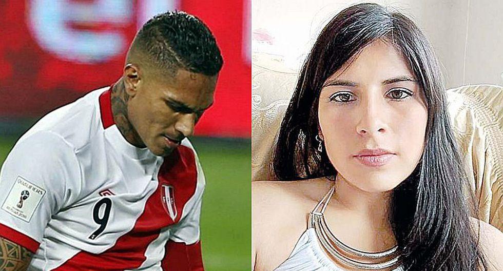 Eyvi Ágreda: Paolo Guerrero emite mensaje tras fallecimiento de joven agredida