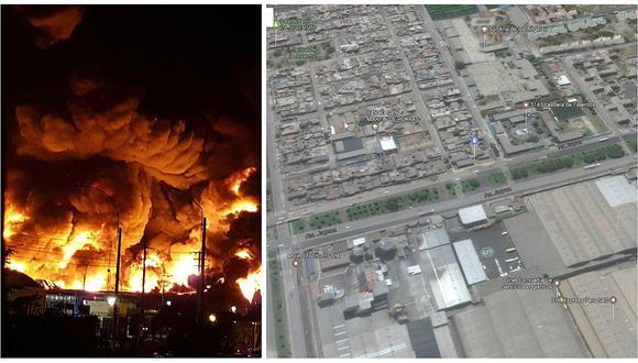 Incendio en el Callao: emiten lista de colegio donde se suspenden clases tras siniestro