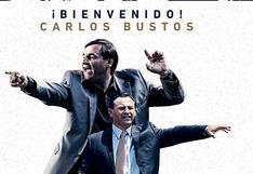 Alianza Lima: Carlos Bustos es el nuevo entrenador del club victoriano