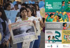 Día mundial de la lucha contra la trata de personas: Conoce las nuevas modalidades de captación