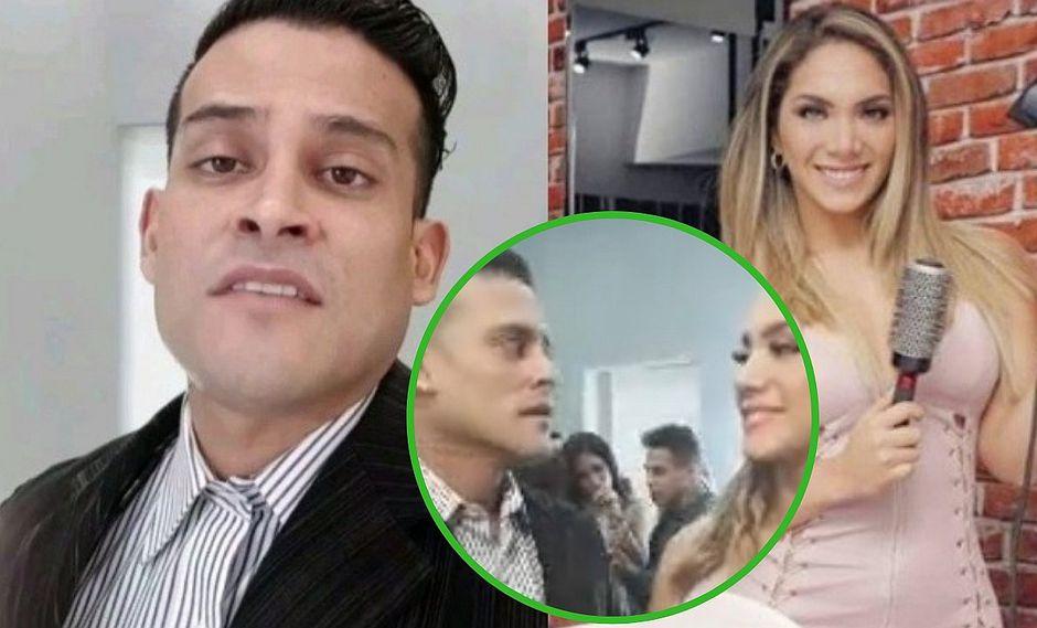 ¿Christian Domínguez invirtió en el nuevo salón de belleza de Isabel Acevedo? Él respondió